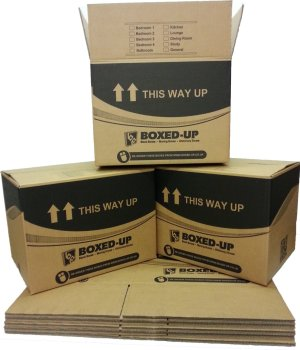 packing boxes cardboard boxes moving boxes from amazon. Black Bedroom Furniture Sets. Home Design Ideas