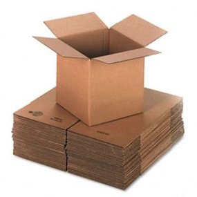 Card board boxes for moving