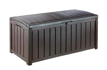 Outdoor Storage Box - Keter Glenwood garden Plastic