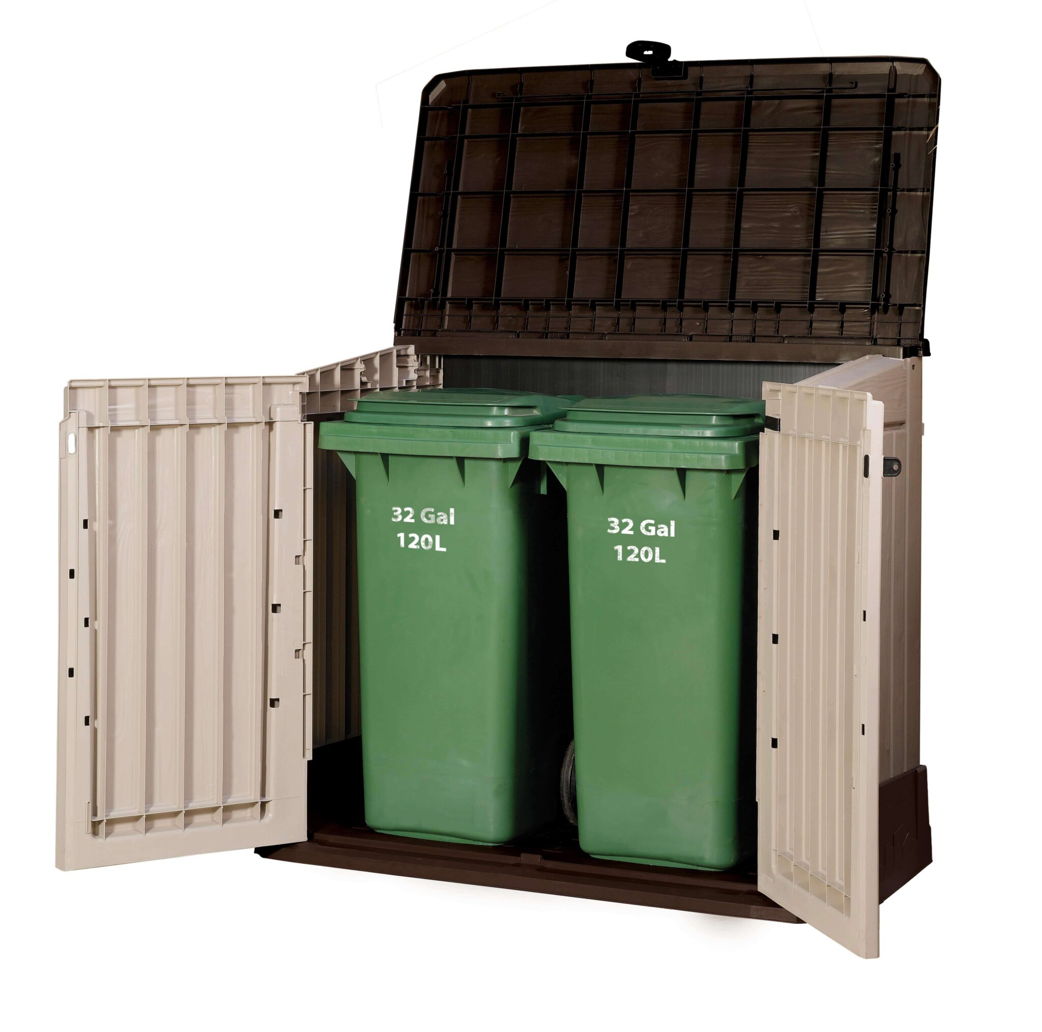 Keter Store It Out Midi Outdoor Plastic Garden Storage Box Shed-min (1)