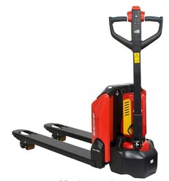 Edge Fully Electric Battery Powered Pallet Lift Truck Hand Trolley Jack